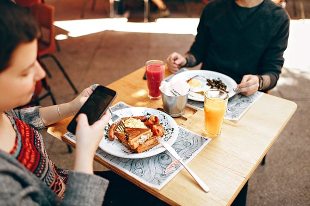 Tips Food Blogging - Dewaweb