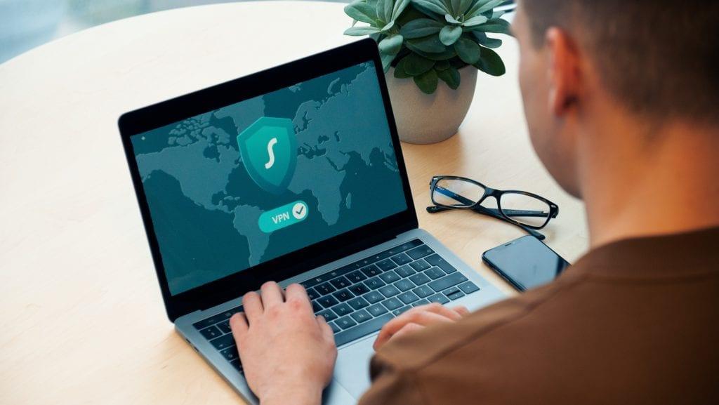 server proxy vpn laptop
