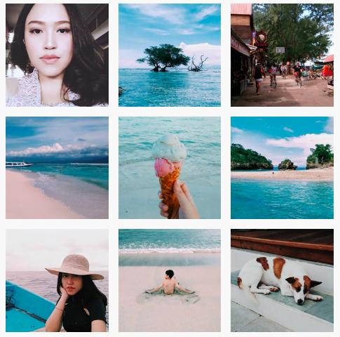 Contoh Posting Tematik Instagram - Dewaweb