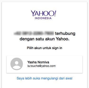 Langkah 4 Atasi Lupa Password Yahoo dari Dewaweb
