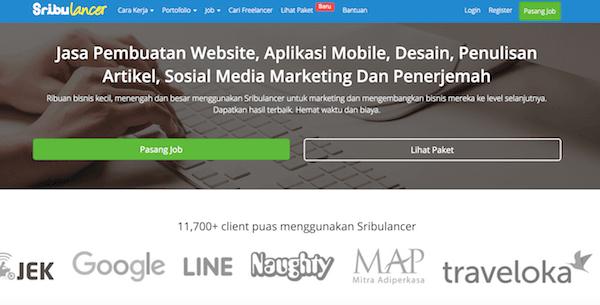 8 Situs Freelance Indonesia Terbaik dan Terpercaya | Blog Dewaweb