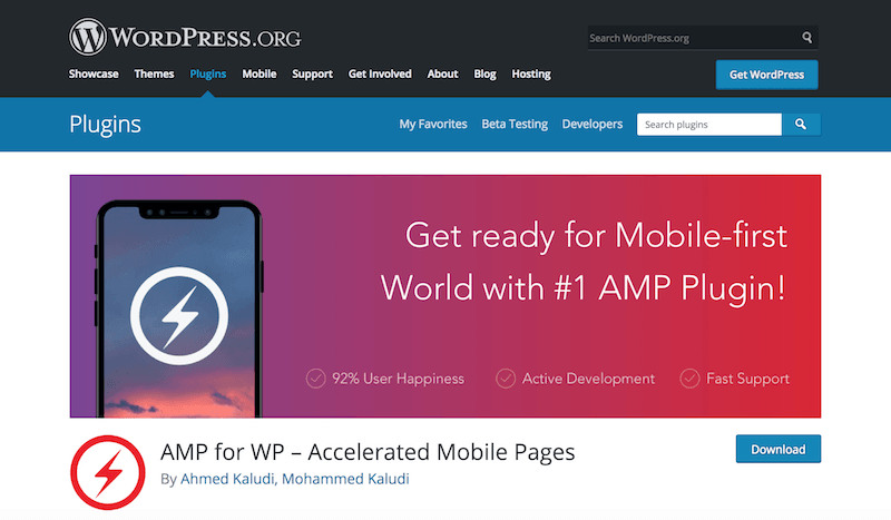 amp for wp accelerated mobile pages dewaweb