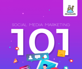 eBook Social Media Marketing - Dewaweb