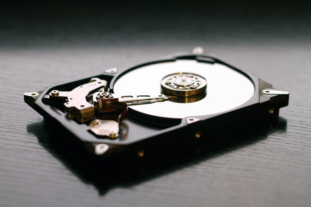 hard disk drive sdd hdd dewaweb