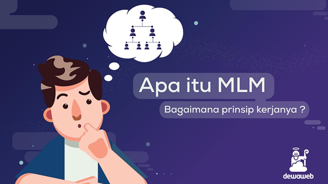 Mengenal Mlm Multi Level Marketing Dan Cara Kerjanya