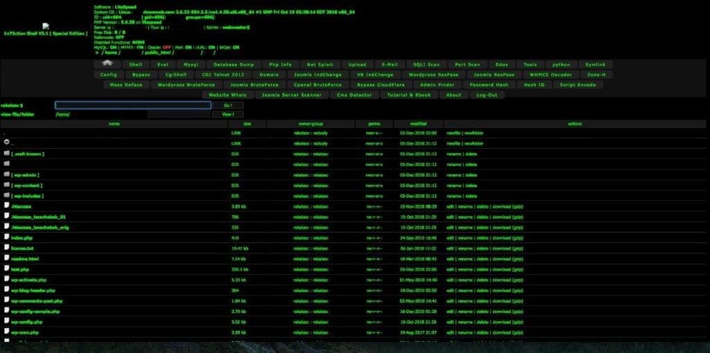 Jenis dan Penyebab Malware Pada Website   Blog Dewaweb