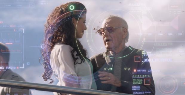 pendiri marvel stan lee cameo guardians of the galaxy