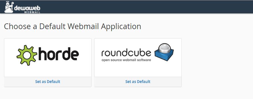 buat email domain sendiri - default
