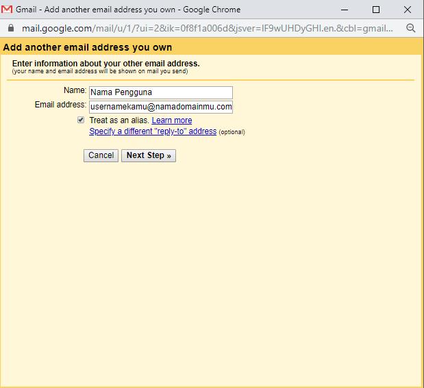 email domain sendiri gmail6