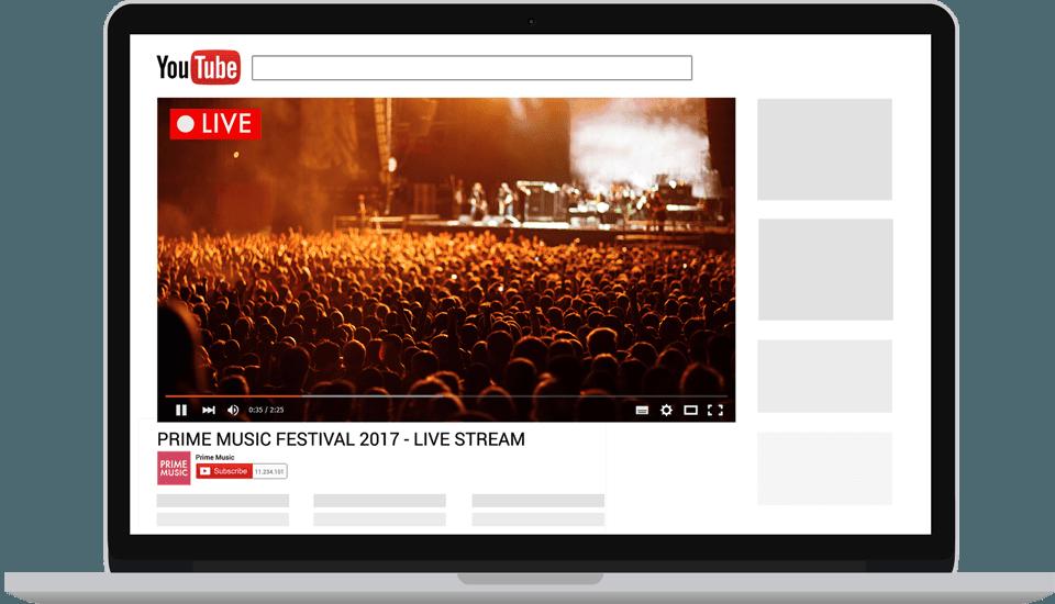 webinar adalah youtube live