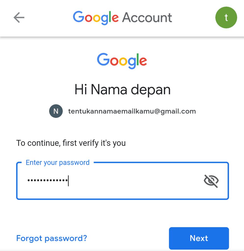 Cara Mudah Membuat Email Baru Di Hp Android Atau Os Lain