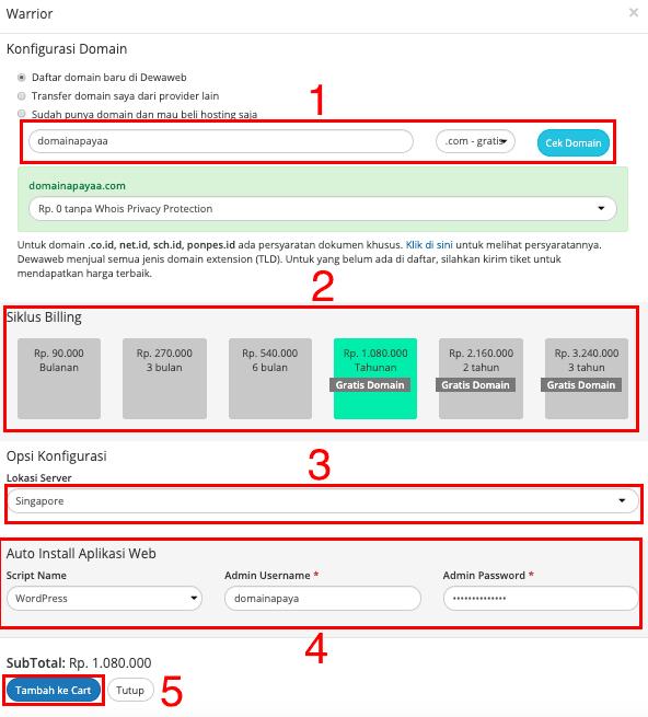Cara Membuat Website dari Nol sampai Jadi | Dewaweb