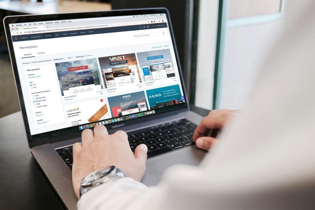 ilustrasi memulai bisnis online