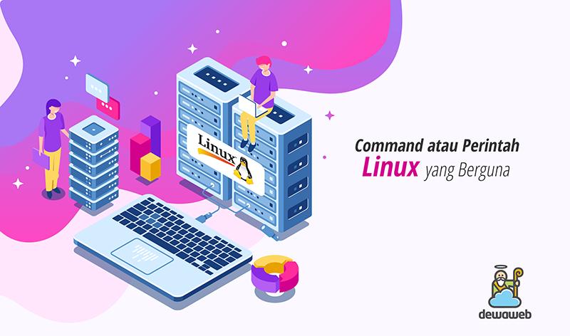 command atau perintah linux yang berguna featured image