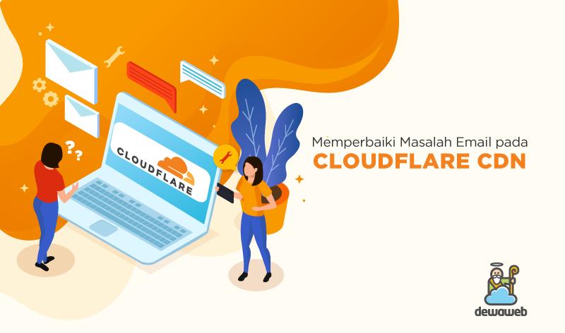 memperbaiki masalah email di cloudflare featured image