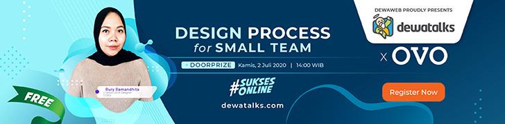 Daftar dan tonton webinar Dewatalks