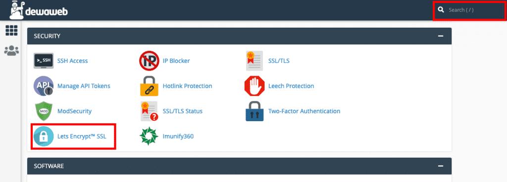 cara memasang sertifikat ssl di cpanel search