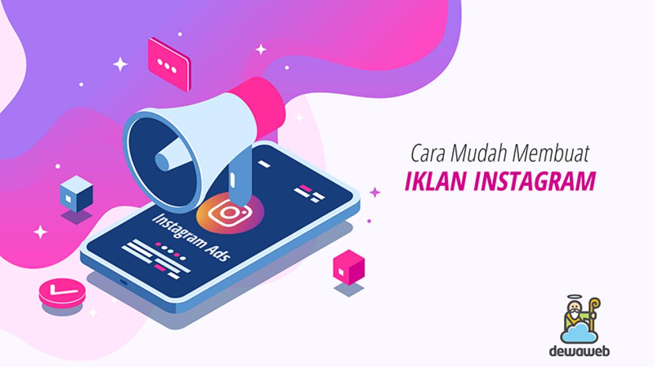 cara mudah membuat iklan di instagram