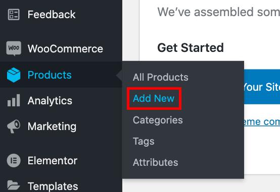 membuat website toko online cara menambahkan produk