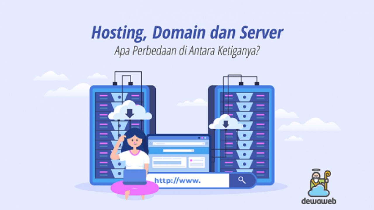37+ Perbedaan hosting dan domain adalah info