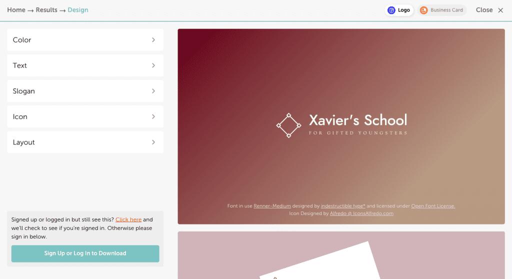 namecheap logo maker hasil buat logo