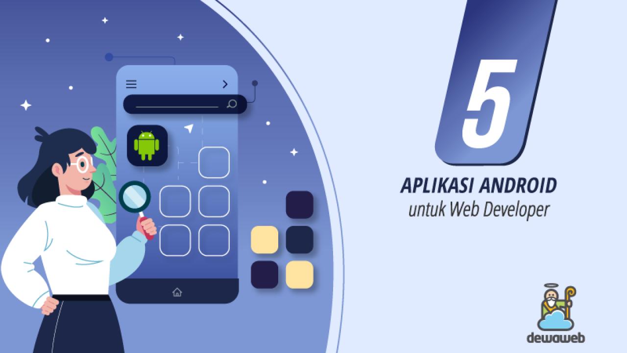 5 Aplikasi Pembuat Website Di Android Bagi Web Developer