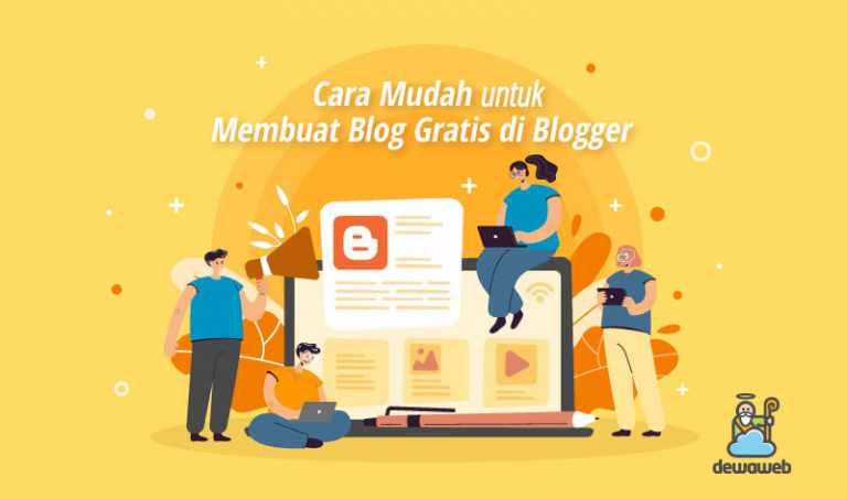 cara buat blogger