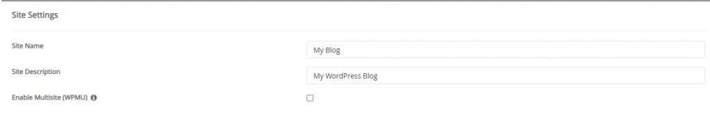 instalasi wordpress cpanel