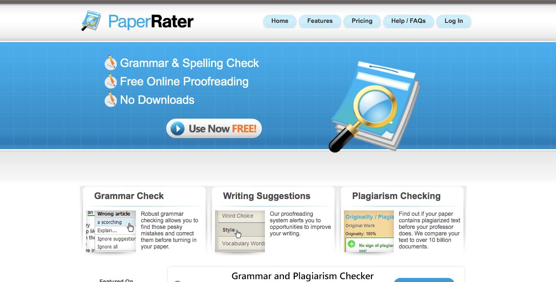 Cara cek plagiat PaperRater