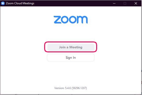 cara join meeting zoom