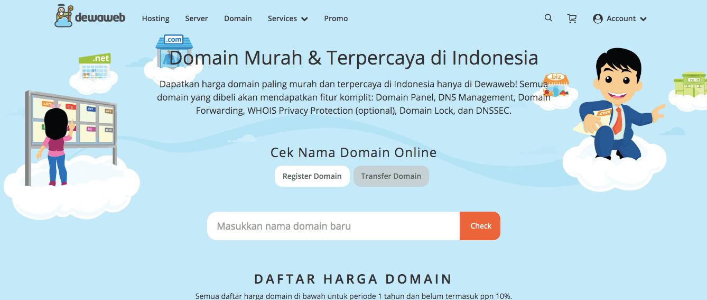 nama olshop yang bagus-cek nama domain