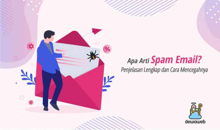 apa itu spam email