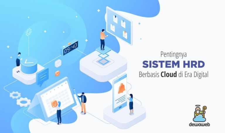 pentingnya sistem hrd berbasis cloud featured image