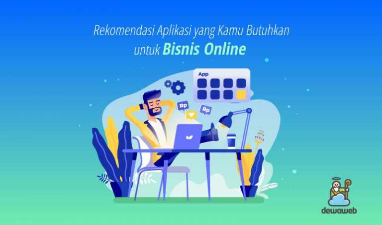 rekomendasi aplikasi bisnis online