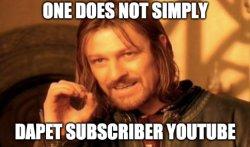 meme subscriber youtube