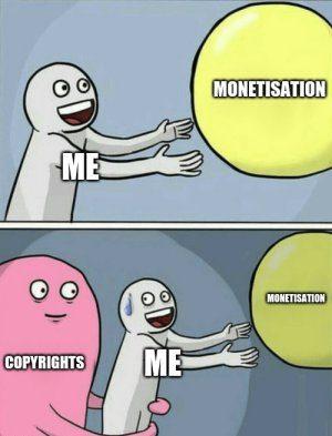 youtube monetization meme